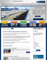 tk-steelcom website