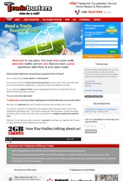 tradebusters website