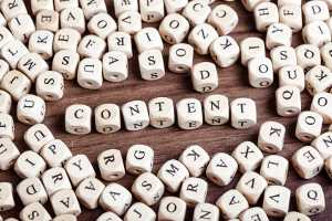 keep your content simple