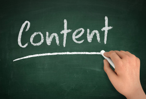 content is the main focus of SEO
